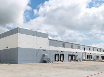 Carrier Corporation San Antonio Distribution Center